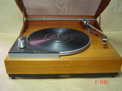 Compax III Turntable with Lustre Tone Arm. Different !
