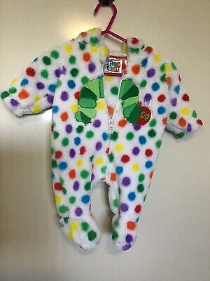The World Of Eric Carle Baby Littel Caterpiller Suit