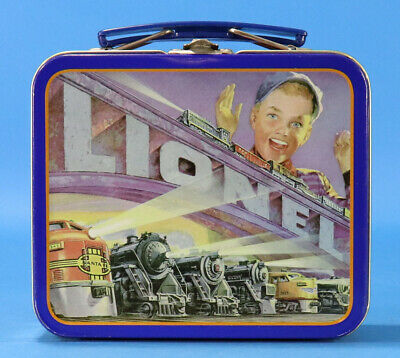 Lionel American Legend 1998 Tin Lunch Box Small #LLB02