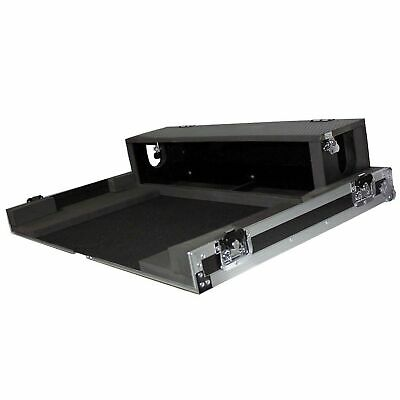 ProX Mixer Case with Doghouse and Wheels fits Behringer X32