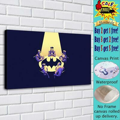 """batman posters HD Canvas Print Painting Home Decor room Wall Art Picture 16""""x26"""""""