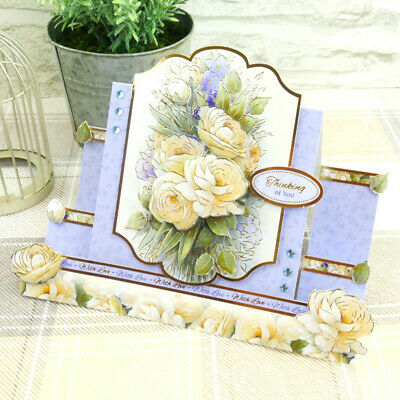 Arts & Crafts - Pick Of The Bunch - New Launch ,Card Making Kit& A5  Domes Pk