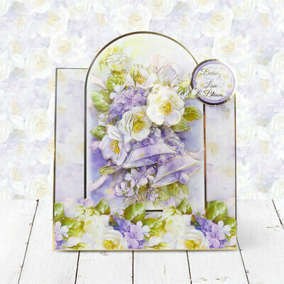 Craft Kit -New Releases - Floral Bouquet  Collection - Main + Free Gift 2
