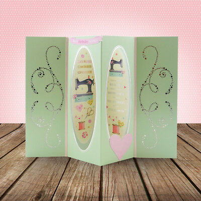 Limited Occassion -Luxury Card making MEGA Kit - PICK OF WEEK -BIRTHDAYS OFFER 1