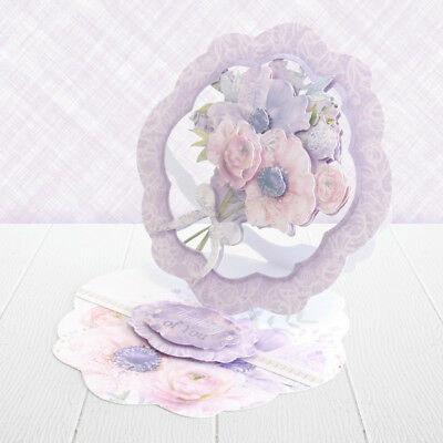 Mc Crafters -New Releases - Pearl Bouquet  Collection -Free Gift