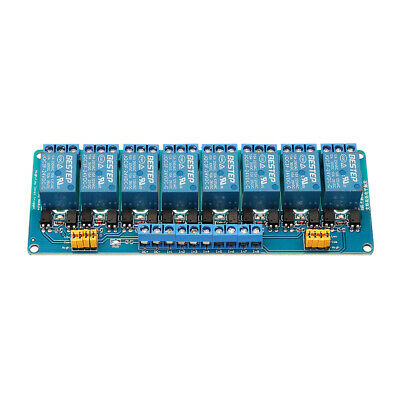 BESTEP 8 Channel 24V Relay Module High And Low Level Trigger For Arduino