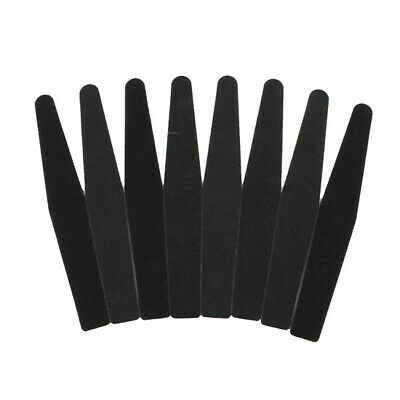 50pcs Black Diamond Double Nail Files Set Polishing Buffering Sanding Nail Art T