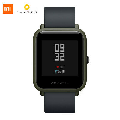 Xiaomi Huami AMAZFIT Bip GPS Smartwatch Waterproof Bluetooth 4.0 Standby 45 Days