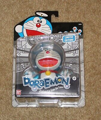 Sdcc 2015 Exclusive Bandai Doraemon Gadget Cat From The Future Limited Edition