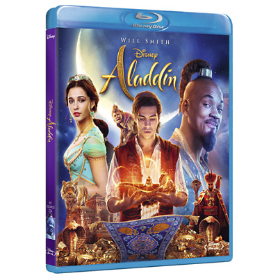 Aladdin (Live Action)  [Blu-Ray Nuovo]