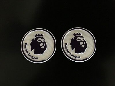 Brand New 2016-19 Pair Of Adults Replica Premier League Sleeve Badges 65mm 16-19