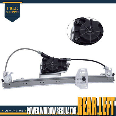 LH Driver Side// For 2004-2010 BMW X3 New Lift-Mark Window Regulator Guide Clip