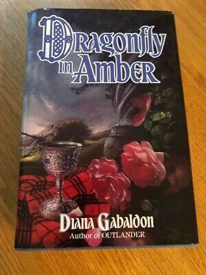 Dragonfly In Amber Diana Gabaldon 2Nd In Outlander Series 1St Edition 1992