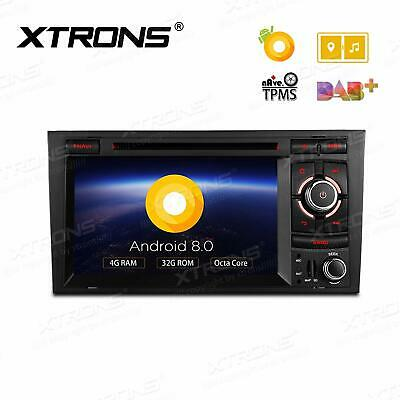 """XTRONS 7"""" Android 8.0 Octa Core 4G RM 32G ROM HD Digital Multi-Touch Screen OBD2"""