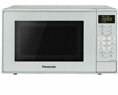 Panasonic NN-K18JMMBPQ Freestanding Microwave with Grill, Silver SEE PHOTO'S