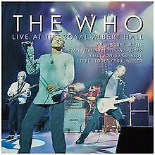 Live at the Royal Albert Hall de Who,the | CD | état très bon