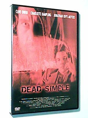 Dead Simple DVD gebr. gut