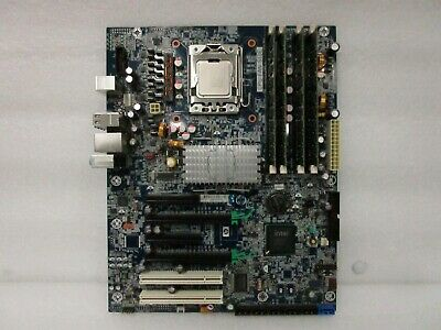 HP Z400 WORKSTATION Motherboard 461438-001 FMB-0802 + Xeon W3503 2 4