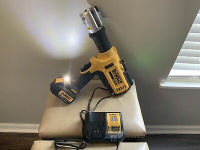 Dewalt DCE200 20V Max Cordless Press Tool Free Shipping To USA!