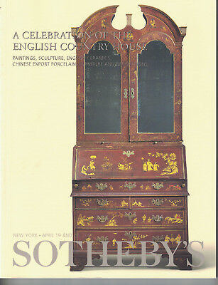 Sotheby's-Celebration of the English Country House-Sculpture, Ceramics, Furnitur