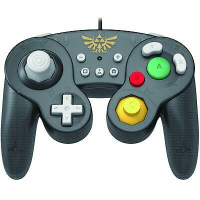 Battle Pad Gamecube Style Controller - Zelda Edition (Switch)