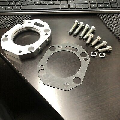 OBX THROTTLE BODY SPACER 99-04 Jeep Grand Cherokee WJ