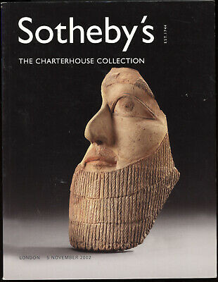 Sotheby's 2002 Ancient Greek Roman Judea Antiquties Archeology Auction Catalog