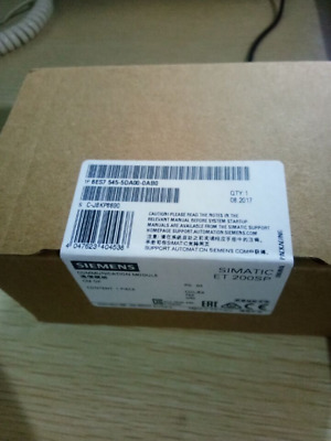 1 PC New Siemens 6ES7545-5DA00-0AB0 In Box
