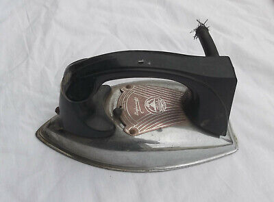 Old  Hecla Electric Iron