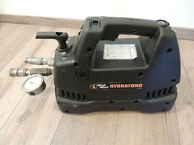 Ditch Witch Hydratong Hydraulic Pump