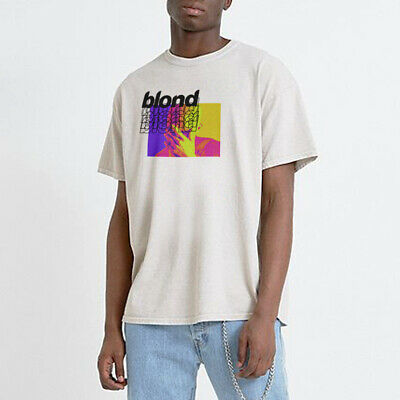 Blonded Frank Ocean T Shirt Retro Nikes Print Japan Racing Blond Don't Cry Tee