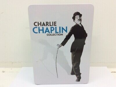 Coleccionismo Dvd Charlie Chaplin Collection 4966151