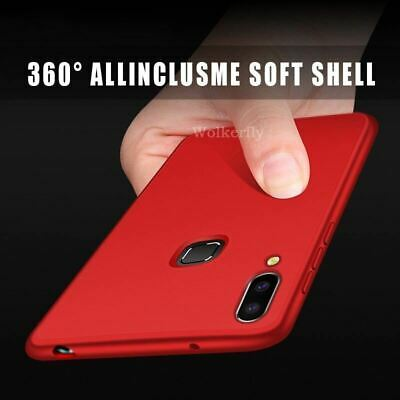 360 Full Cover Phone Cases For Samsung Galaxy A8 A6 Plus J4 J6 2018 S9 S8 Plus S