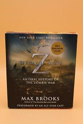 World War Z An Oral History Of The Zombie War Max Brooks Complete Edition