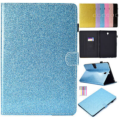 """For Samsung Galaxy Tab A 8.0"""" T350 Case Smart Bling Magnetic Leather Stand Cover"""
