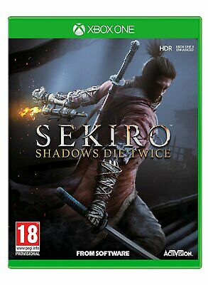 Sekiro Shadows Die Twice (XBOX ONE)