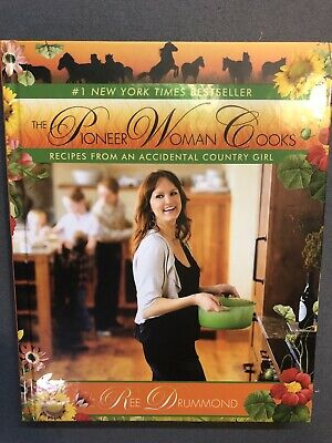 The Pioneer Woman Cooks: Recipes from an Accidental Country Girl Free Shipping