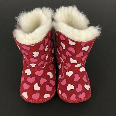 f11634ab779 UGG BABY GIRL'S Brown Pink Cassie Bow Shoe Infant 6-12 Months ...