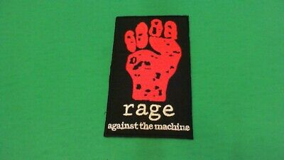 Rage Against The Machine Iron On Patch! New Tom Morello Audioslave