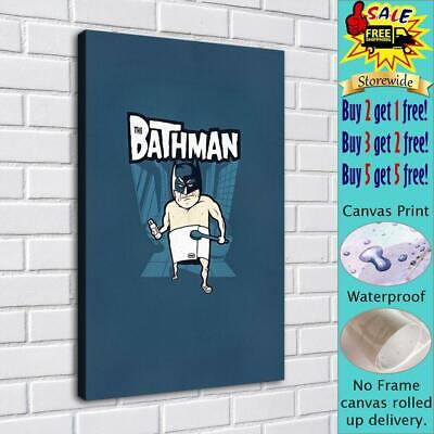 """batman posters HD Canvas Print Painting Home Decor room Wall Art Picture16""""x24"""""""