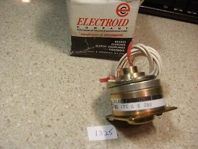 Electroid EC-17C-6-6-28V Clutch Assembly - New!