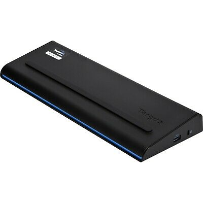 NEW Targus USB 3.0 SuperSpeed Dual Video Docking Station Power Charge ACP7103AU
