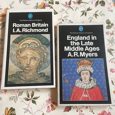 Roman Britain I.A. Richmond, England In The Late Middle Ages A.R. Meyers Pelican