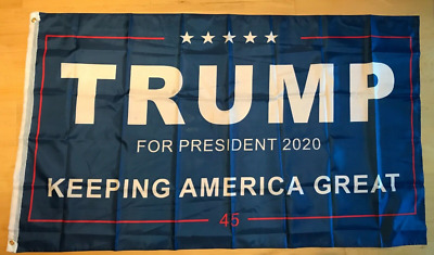 Trump 2020 Flag 3X5Ft Make America Great Again Donald For President USA 45 MAGA