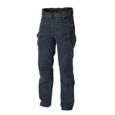 Helikon Tex Urban Tactical Pants UTP Pantaloni Denim Blu Tgl Mxl Medio x Lungo