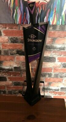 Strongbow Dark Fruits Pump Beer Lager Man Cave