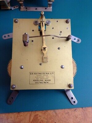 1 X Bravingtons Renown Movement For Spares Repair Parts Only