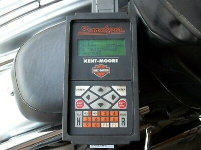 HARLEY-DAVIDSON 4-PIN J1850 diagnostic scan tool codereader Scanner
