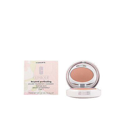 CLINIQUE BEYOND PERFECTING powder foundation #14-vanilla 14,5 gr