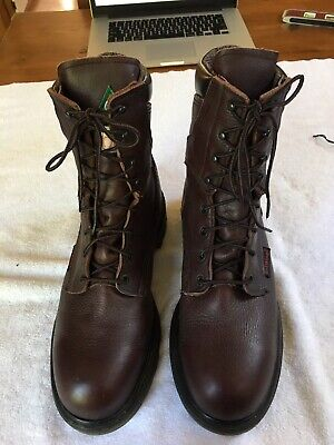 fe2cb5033fc RED WING 2414 steel toe boots size 14d goretex supersole 2.0 ...